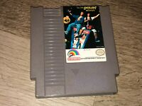 Bill & Ted's Excellent Adventure Nintendo Nes Cleaned & Tested Authentic