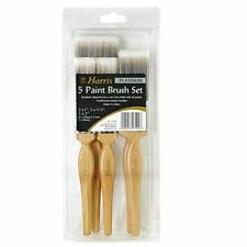 Harris 13190 Platinum Brush - 5 Pieces