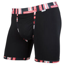 MyPakage WeekDay Boxer Brief Black FupermSmall  S