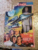 "1979 MEGO STAR TREK Action Figure 12 1/2"" Mr.SPOCK Original Box"