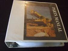 GROVE RT600C CRANE PARTS CATALOG BOOK MANUAL