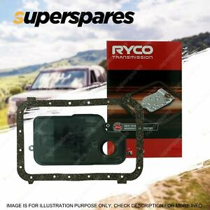 Ryco Transmission Filter for Mitsubishi Triton MK 4Cyl V6 1996-2014