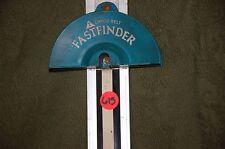 Vintage,Very Rare,Very Unique Dayco Belt Fastfinder