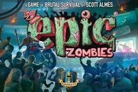 TINY EPIC ZOMBIES - -=NEW & Sealed=-    FREE Shipping
