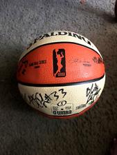 Atlanta Dream 2018 Team Autographed WNBA Ball  COA/PROOF*