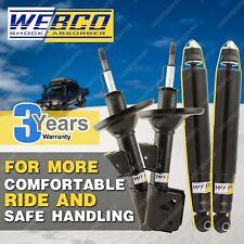 Front Rear Webco Pro Shock Absorber for MAZDA 3 BK Series I II SP23 Sedan Hatch