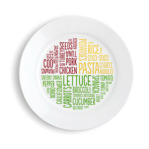 The Healthy Portion Plate - various - meal portion & calorie control - Eatwell