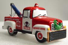 """Dept 56 Snow Village Series """"Village Service Vehicle - Aaa Tow Truck"""" Mint"""