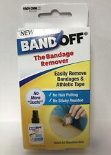 BANDOFF Bandage Remover-Easily Removed Bandages & Athletic Tape-1.25oz.