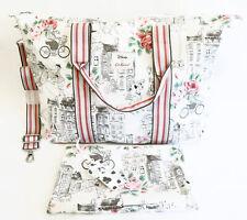 Cath Kidston Disney 101 Dalmatians Bag Dalmations Handbag Overnight Travel Fold