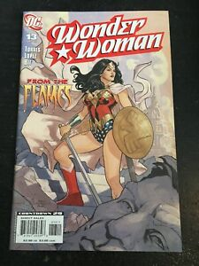 Wonder Woman#13 Incredible Condition 9.4(2007) Dodson Cover!!