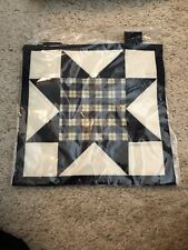 New ListingLongaberger Sample Square in Blue Ribbon quilted pattern New