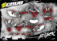 SCRUB Honda graphics decals CRf 250L 2012 2013 2014 2015 2016 Stickers '12-'18