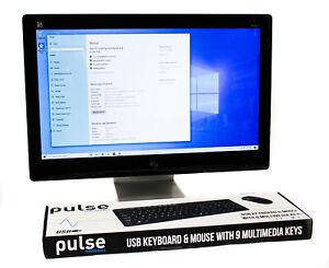 """HP Pavilion 23-q105na 23"""" All in One PC i5-6400T 8GB RAM 1TB HDD Windows 10"""