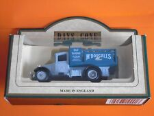 Lledo No 20019 - Diecast Model Of A 1930 Model A Ford Stake Truck - McDOUGALL'S