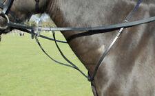Windsor Leather RUNNING Martingale   Black or Havana   Pony Cob Full Shetland