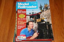MODEL RAILROADER MAGAZINE 12/1992