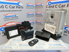 BMW E90 Complete Lock Set 1 Key ECU DDE N47T D20C 143hp 318d Manual 8507202 *260