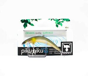 Jackall Piku Piku 65 Floating Lure Natural Ayu (9976)