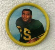 1962 SALADA Football Coin #73 JOHN HENRY JOHNSON PITTSBURGH STEELERS