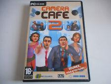 PC CD ROM - CAMERA CAFE 2