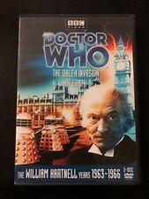 Classic Doctor Who - The Dalek Invasion of Earth (DVD, 2003, 2-Disc Set) No 10