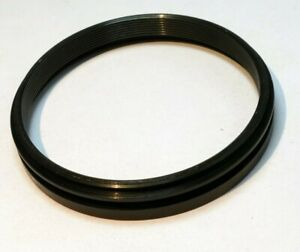 58mm to 61mm OD Plastic filter holder adapter ring step-up