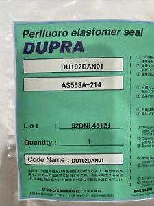 New sealed,DUPRA Perfluoro Elastomer Seal, DU192DAN01, AS568A-214