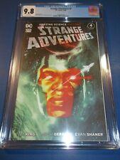 Strange Adventures #4 CGC 9.8 NM/M Gorgeous Gem Wow