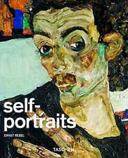 Self-Portraits (Taschen Basic Genre Series)-ExLibrary