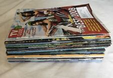 TV Guide Magazine Lot Of 28 Pre-owned 2009-The Simpsons 20th & Sesame Street 40t