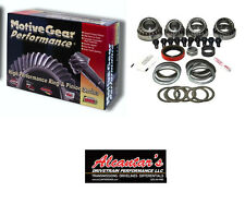 2008-2009 Pontiac G8 3.45 Ring & Pinion Gears GZ85345 + Master Kit Package Deal