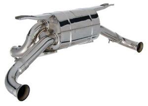 Tubi Style Lamborghini Gallardo Coupe (2006-2008) Exhaust LOUD