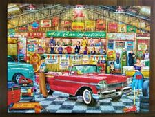 Masterpieces ~ Wheels ~ The Auctioneer ~ 750 Pc Jigsaw Puzzle