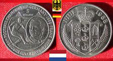 Fußball MÜNZE 5 DOLLAR NIUE EM EC VIII. EUROPAMEISTERSCHAFT 1988 DEUTSCHLAND