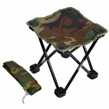 Portable Camouflage Folding Chair Camping Hiking Beach Fishing Folding Chair
