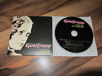 GOLDFRAPP Excerpts From Felt Mountain 2001 EUROPEAN CD single