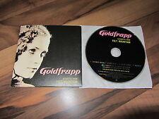 GOLDFRAPP Excerpts From Felt Mountain 2001 EUROPEAN CD single