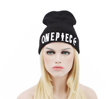 2017 winter one piece letters beanie men's women's hat funny hip hop warm cap
