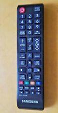 Genuina SAMSUNG LED control remoto de televisión
