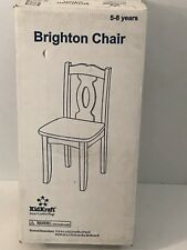 KidCraft Brighton Chair 16704 - Pink - NIB 5-8 Years