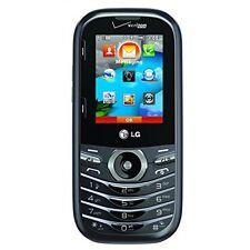 LG Cosmos 3 Cell Phone VERIZON Slider QWERTY Camera Cellular VN251s iii ~Black~