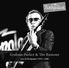 GRAHAM PARKER & THE RUMOUR Live At Rockpalast 1978+1980 V1 vinyl 2LP NEW/SEALED