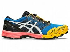ASICS Men's Running Shoes GEL-FUJITRABUCO SKY 1011A900 DIRECTOIRE BLUE/WHITE