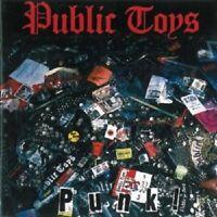 PUBLIC TOYS - PUNK!  CD NEW+