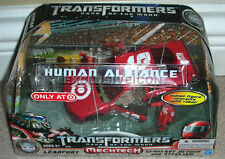 Transformers DOTM Movie Human Alliance Leadfoot Target Exclusive Canadian
