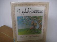 Appleblossom/ hardback/ Oppenheim/ Yardley/1991/ cat kitten adoption/ Passover