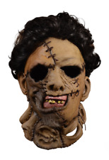 Halloween The Texas Chainsaw Massacre 2 - Leatherface Latex Mask Pre-Order NEW
