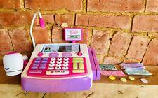 Barbie Mattel Shop With Me Barbie Electronic Talking Cash Register  2000