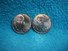2012 P & D JEFFERSON NICKEL UNCIRCULATED 2 COINS